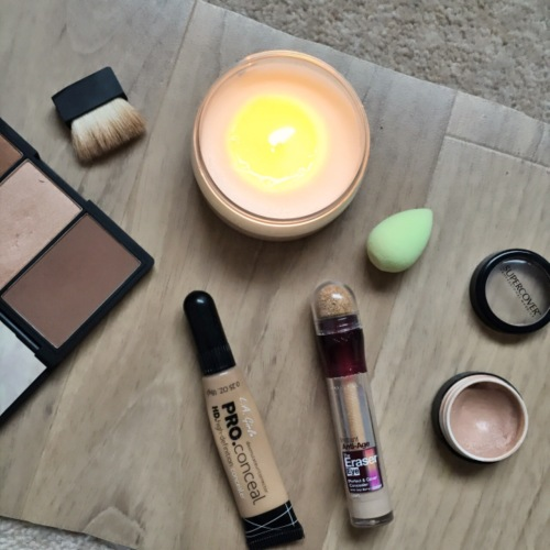 conceal and contour on a budget