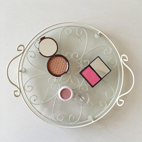 sleek flamingo vody shop honey bronzer natrual collection