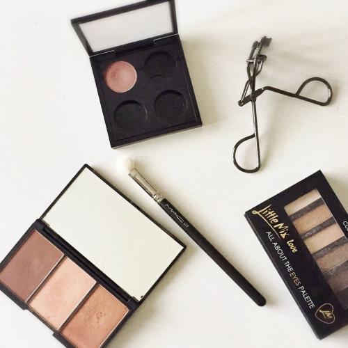 mac swiss chocolate sleek collection